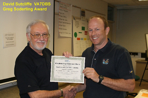 David Sutcliffe VA7DBS